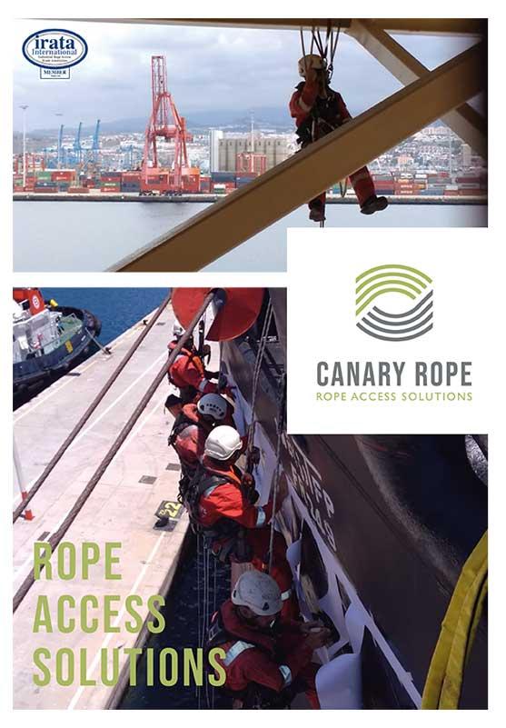 Canary Rope Portada Dossier
