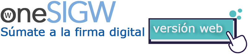 Súmate a la firma digital version web