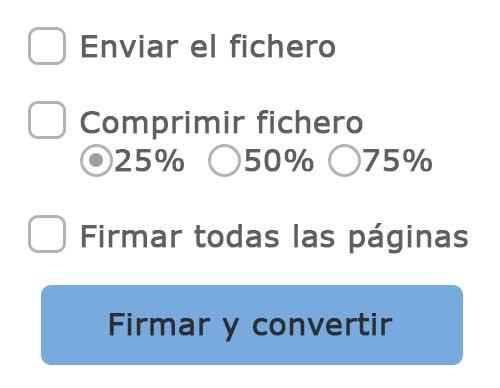Selector de PDF oneSIGW