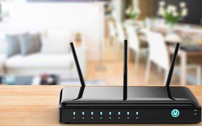 Los routers, puntos de acceso o amplificadores WIFI son vulnerables a ciberataques si utilizamos las contraseñas configuradas por defecto