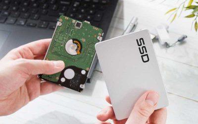 Mejore el rendimiento de su ordenador instalando un disco SSD